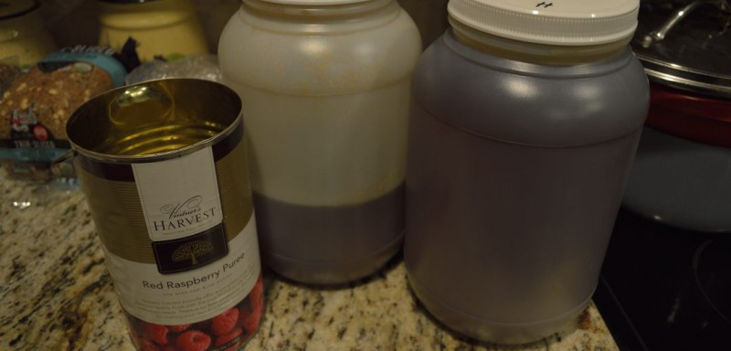 Raspberry Chipotle Mead